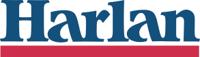 Harlan_blue logo