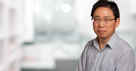 Justin<br>Zhao, PhD, Principal Scientist
