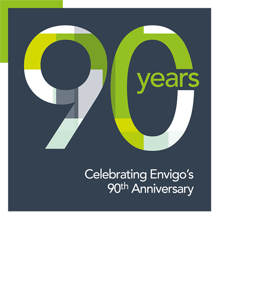 More than 90 years of working, together, to build a healthier and safer world
